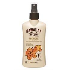 Hawaiian Tropic - Hawaiian Tropic 8 Faktör Koruyucu Güneş Losyonu - 200ml