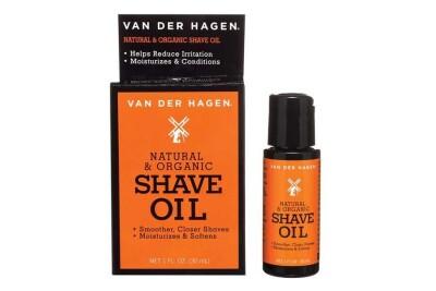 Van Der Hagen - Van Der Hagen Nemlendirici ve Tahrişi Önleyen Tıraş Yağı 30 ml