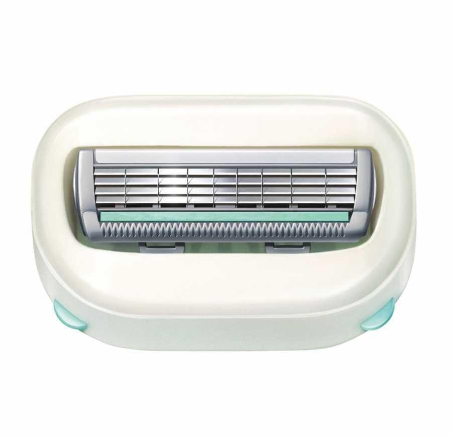 Wilkinson Intution Kadınlar için Sistem Tıraş Bıçağı Makinesi + 1 Kartuş Toptan - Koli İçi: 5 Adet (21,78 TL Adet Fiyatı)