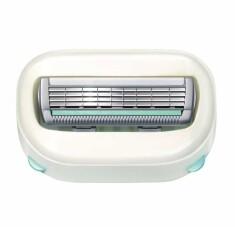 Wilkinson Intution Kadınlar için Sistem Tıraş Bıçağı Makinesi + 1 Kartuş Toptan - Koli İçi: 5 Adet (21,78 TL Adet Fiyatı) - Thumbnail